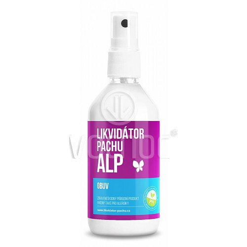 Likvidátor pachu ALP, OBUV, 215ml spray