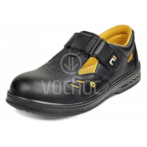 d819c6b1e29 Pracovní sandál RAVEN ESD S1