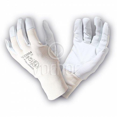 VOC0004 - Montážní kombinované rukavice s nápletem c1519b88f2