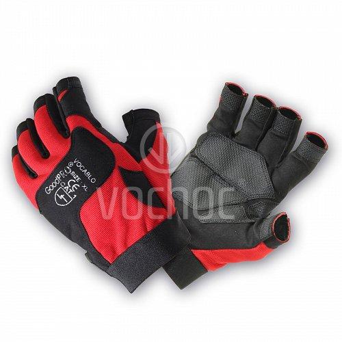 VOCABL0 - Kombinované rukavice pro mechaniky bezprsté c918d0ac51