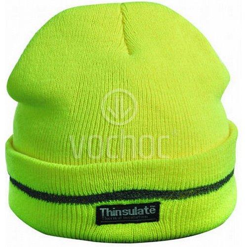 Zimní pletená reflexní čepice TURIA 744c433900